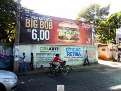 "Bob""s na Placa 45 - Pça. Coronel Prates"